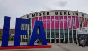 Visitando la IFA 2017 de Berlín