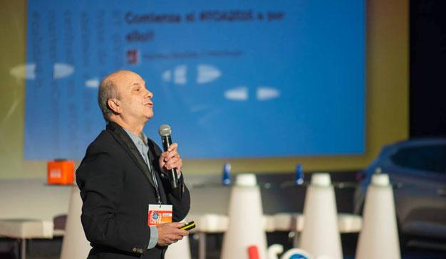 Juan Ramón Plana, Premio de Honor en el Publifestival 2018