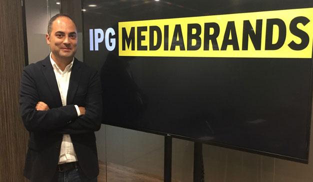 Arturo Valero se incorpora a IPG Mediabrands