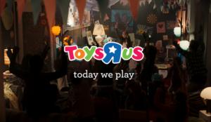 Toys 'R' Us quiere cambiar su posicionamiento de marca