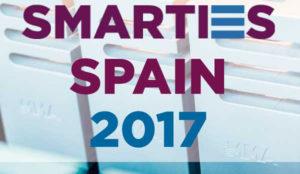 MMA Spain anuncia el jurado y los norminados de los premios Smarties Spain 2017