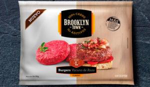 Brooklyn Town lanza las primeras hamburguesas ultracongeladas del mercado