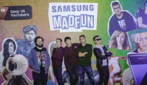 Samsung MadFun busca al próximo fenómeno viral de Youtube