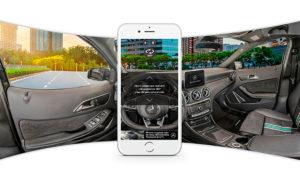 Mercedes-Benz junto a LatinBrands y TAPTAP desarrollan  360º Geo Mobile