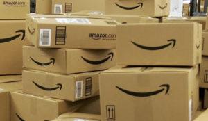 Amazon envía por error cuatro contenedores llenos de marihuana