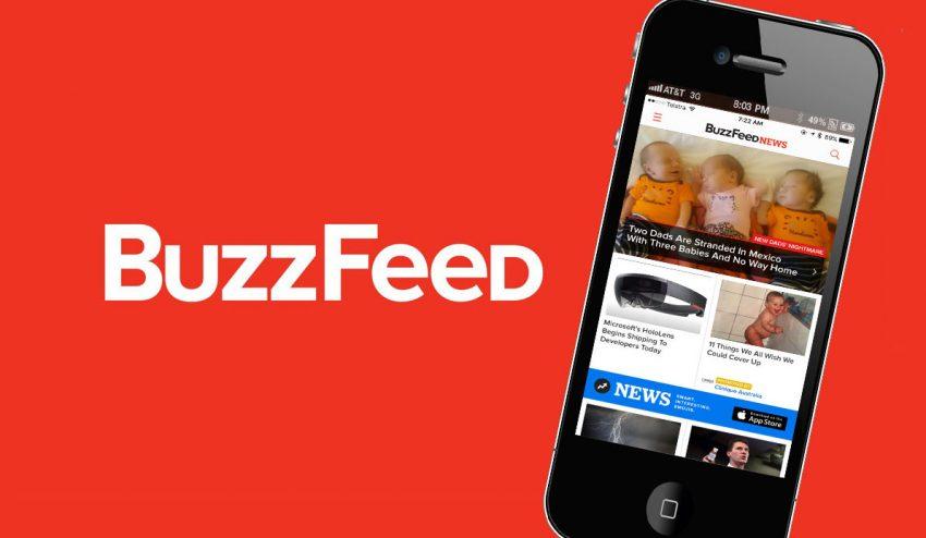 BuzzFeed se suma a la moda de las Stories