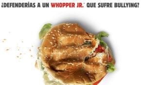 Un experimento de Burger King demuestra que el bullying se ignora
