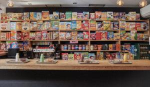 Sencillez y originalidad, la genial idea de un bar de cereales