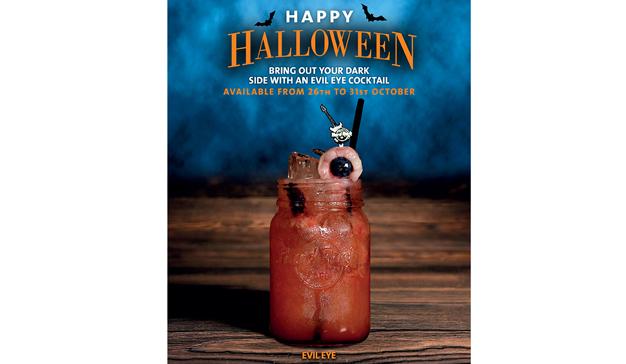 El Halloween más terrorífico en Hard Rock Cafe Madrid