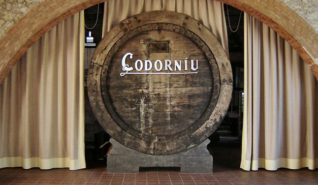 Codorníu traslada su sede social de Barcelona a La Rioja