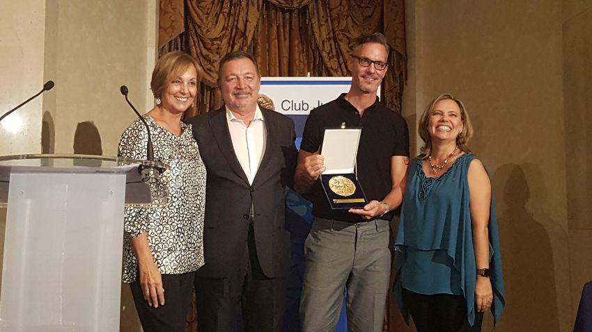 Entrega de Premios del Club de Jurados de los Premios Eficacia