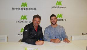 Lucas Eguibar será imagen de Aramón y diseñará los Boardercross de los complejos