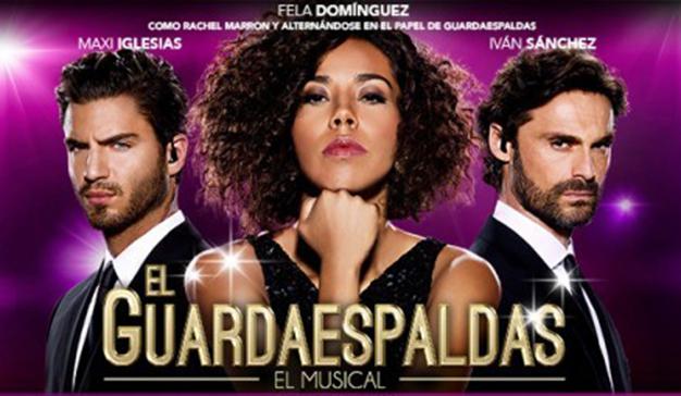 """El musical """"El guardaespaldas"""", nueva cuenta para Arroba"""