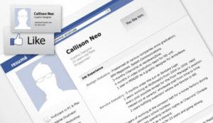 Facebook está desarrollando una herramienta de currículum para competir con LinkedIn
