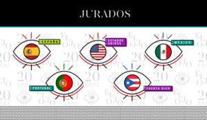 Ya se conocen los jurados de El Ojo de Iberoamérica de España, Estados Unidos, México, Portugal y Puerto Rico