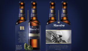 Maestra para Maestros, la campaña de la cerveza de doble lúpulo