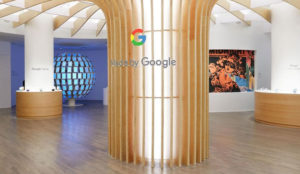Google abre dos tiendas pop-ups para mostrar sus nuevos productos