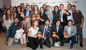 OMExpo premia la innovación en la tercera edición de los Digital Awards