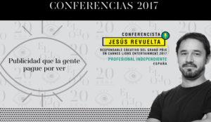 Jesús Revuelta: Conferencista en El Ojo 2017