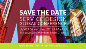 El diseño de servicios a escala llega a Madrid