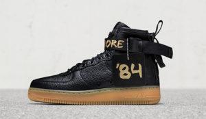 Nike homenajea a Baltimore en el 35 aniversario de las Air Force 1