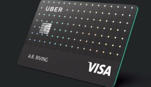 Uber lanza su propia tarjeta de crédito