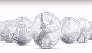 Jean Paul Gaultier lanza sus propias monedas de 10 euros en Francia
