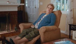 La simpática abuela de esta campaña se tumba por fin a la bartola gracias a McDonald's