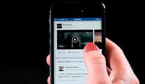 Los anuncios en los vídeos de Facebook no dan ingresos para los medios