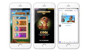 Facebook incorporará anuncios dentro de sus juegos de Messenger