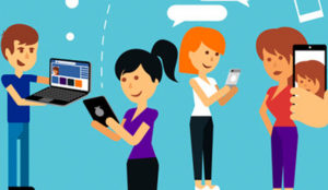 Los millennials prefieren comunicarse por internet que cara a cara