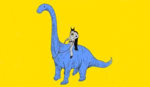 En 50 años Apple, Google, Facebook y Amazon se habrán extinguido como los dinosaurios