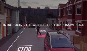 Tecnología y urbanismo se combinan en este paso de peatones inteligente
