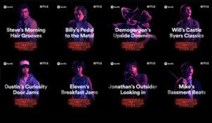 Las marcas se suman al furor por el estreno de la segunda temporada de Stranger Things