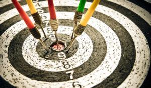 Creatividad: cuando tener una buena idea no es suficiente para dar en el centro de la diana