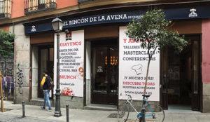 Quaker abre 'El Rincón de la Avena' en el centro de Madrid