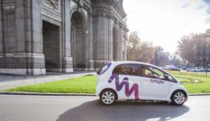 emov amplía su flota a 600 vehículos eléctricos y aumenta su área de servicio confirmándose como líder del carsharing en Madrid