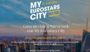 Eurostars Hotels lanza la V edición del concurso My Eurostars City