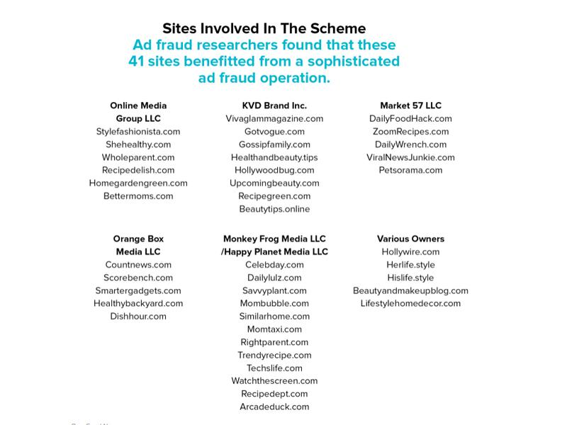 Fraude publicitario: cuando el enemigo está en casa