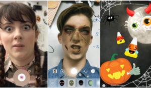 Instagram y Facebook crean nuevas funciones por Halloween