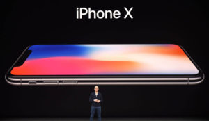 El iPhone X llegará a las tiendas el próximo 3 de noviembre