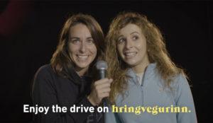 El karaoke de esta divertida campaña islandesa hará trizas su lengua (de tanto trabarla)