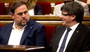 Los datos, fugas y planes de contingencia retratan el frágil tejido empresarial en Cataluña