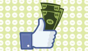 El intercambio de dinero en Facebook Messenger vía PayPal ya es posible