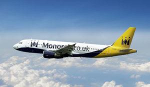 La aerolínea Monarch Airlines cancela sus vuelos y abandona a más de 100.000 pasajeros