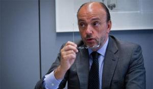 Javier Monzón, expresidente de Indra, sustituirá a Juan Luis Cebrián al frente de Prisa