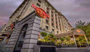 La nueva carta sin gluten de Hard Rock Café Madrid