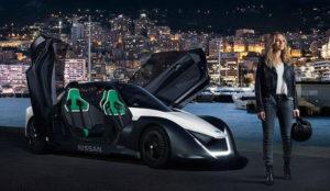 Margot Robbie toma el control de los nuevos programas de sostenibilidad Nissan