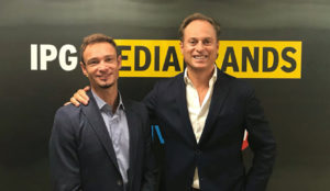 Oriol Arjona se convierte en el nuevo director general de IPG Mediabrands en Barcelona