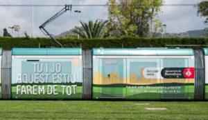 Estas tres agencias gestionarán la publicidad del Ayuntamiento de Barcelona